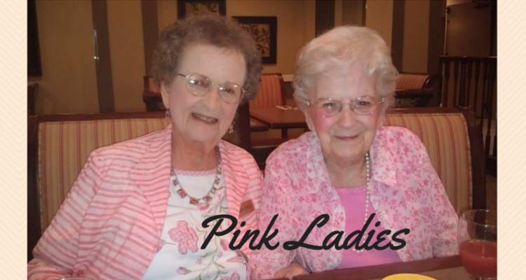 'Pink Ladies' Form Friendship Late in Life