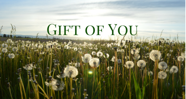 Gift of You [Poem]